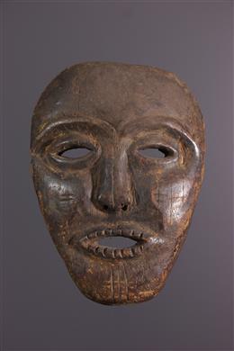 African art - Ngbaka mask