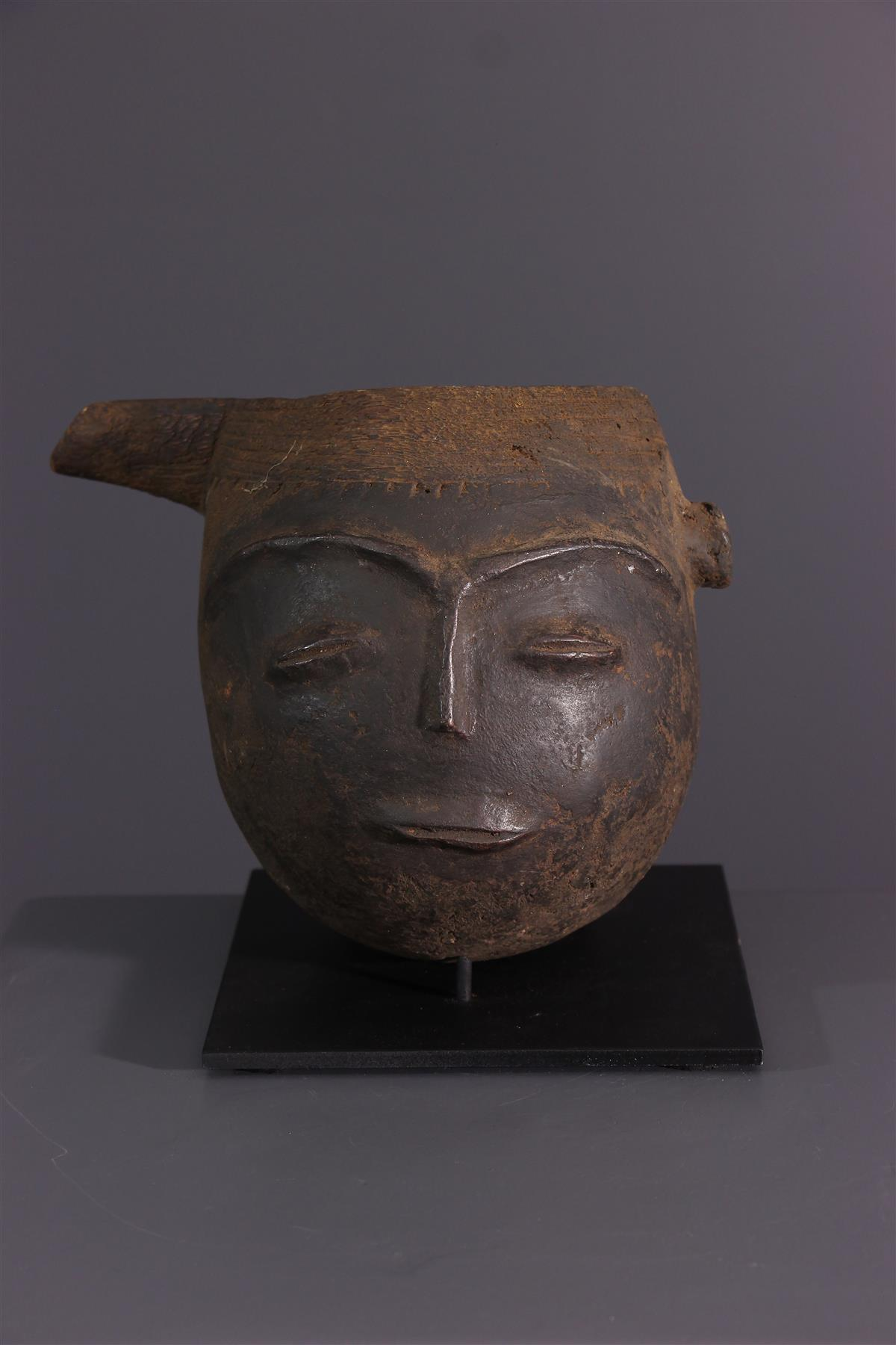 Lele Pot - African art