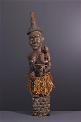 African art - Kishi-Kishi Pende Bapende Maternity
