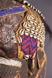 Masque africainKuba mask
