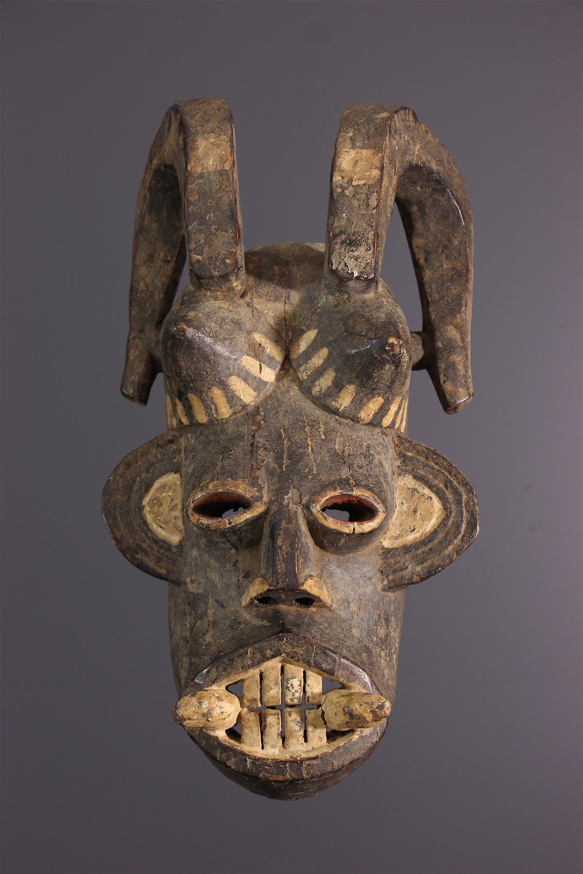 Igbo mask - African art