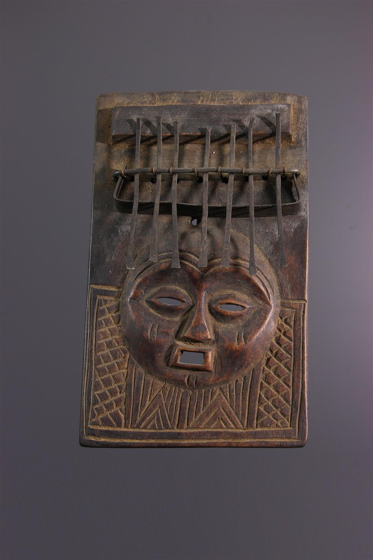 Sanza Tschokwe - African art