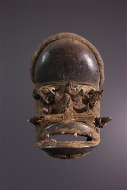 African art - We Wobé mask