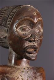 MaternitéChokwe statue