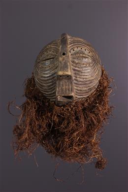 African art - Luba Kifwebe small mask