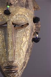 Masque africainWarka mask