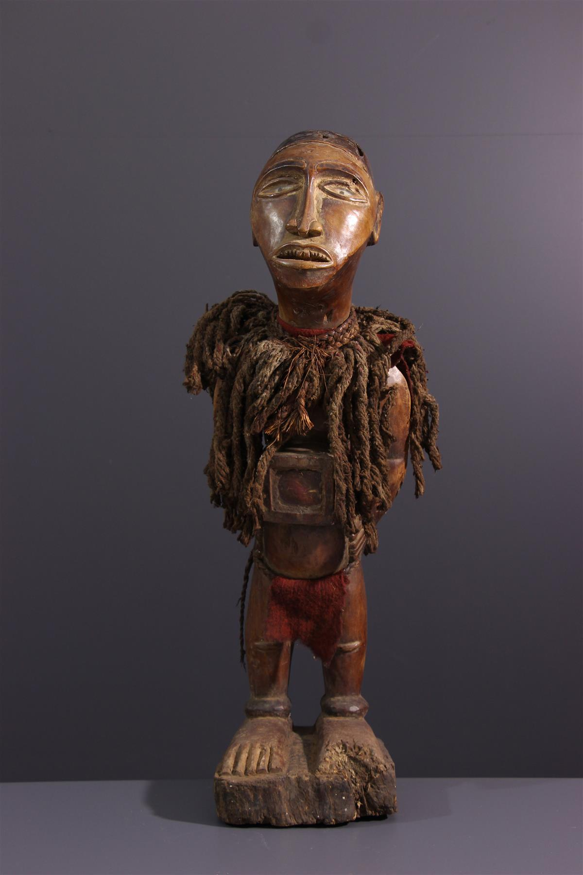 Yombe statue - African art