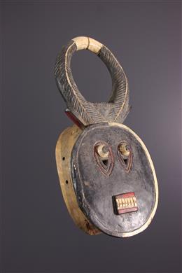 African art - Goli Baule Kplé kplé mask