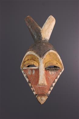 African art - Pende Mingangi, Minyangi mask