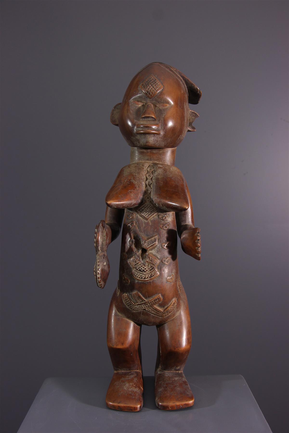 Bwende statue - African art