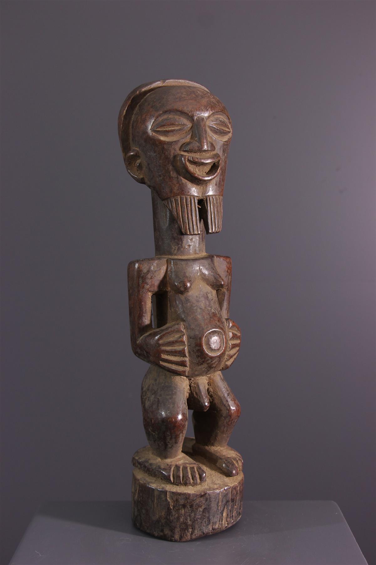 Songye standbeeld - African art
