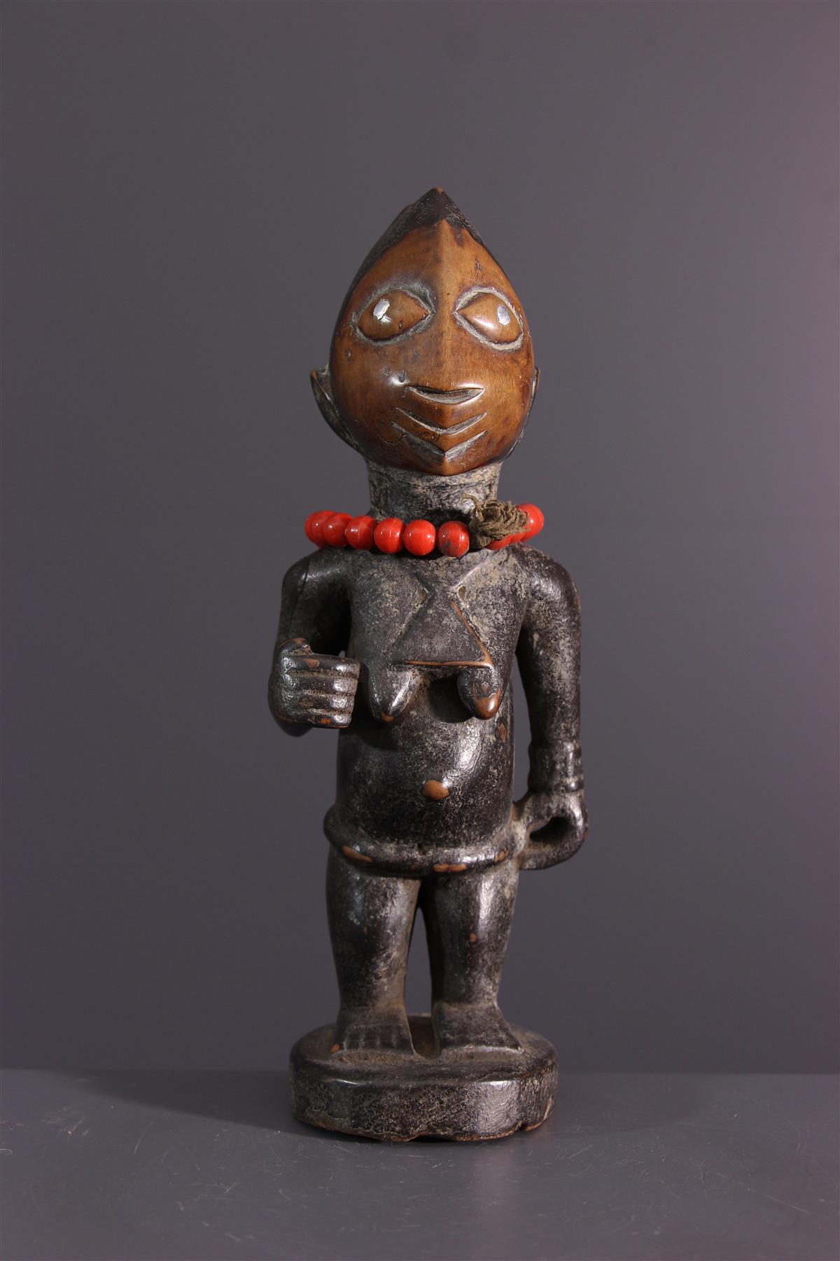 Yoruba beeldje - African art