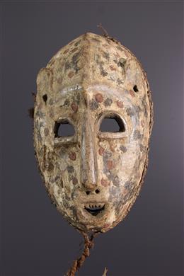Ngbandi, Wangandi mask