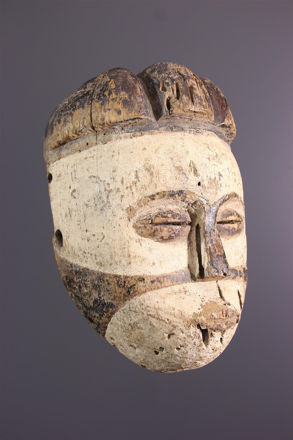 Okuyi mask - African art