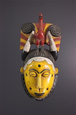 Yaure, Yohoure, Lomane mask