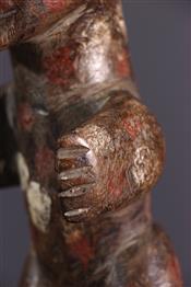 Statues africainesPere  figure