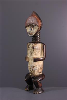 Ambete reliquary figure, Mbete