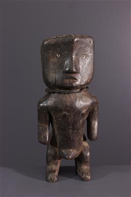 African art - Male figure Banja, Mbanza