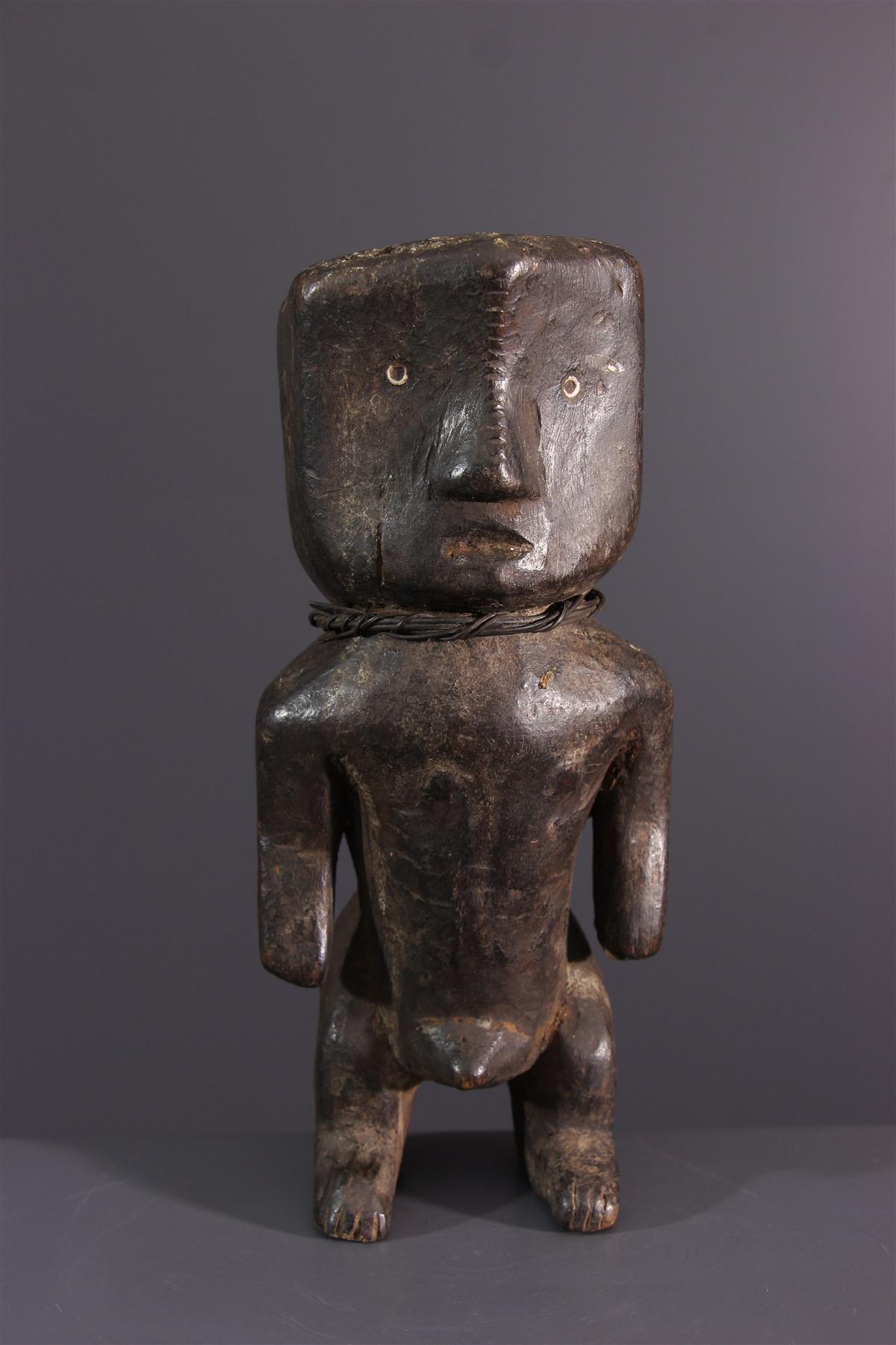 Banda figure - African art