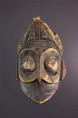 African art - Ibibio Anang Idiok mask