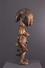 Statues africainesPunu statue