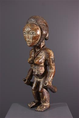 African art - Female Punu figure