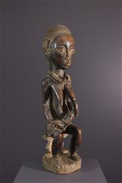 MaternitéBaoule statue