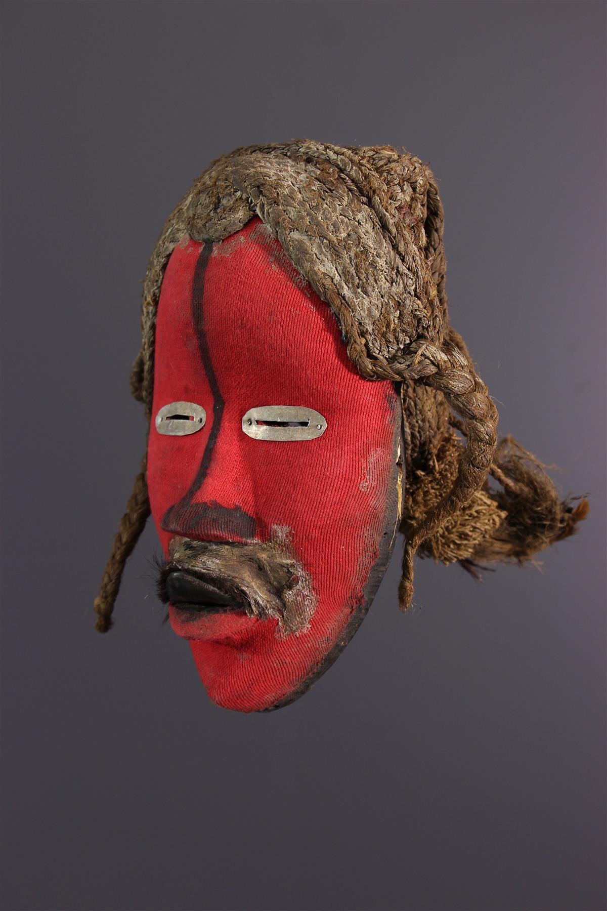 Dan mask - African art