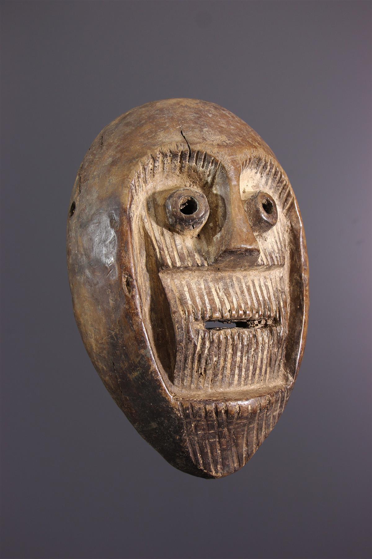 Metoko mask - African art