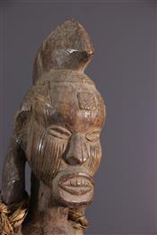 Statues africainesLari statue