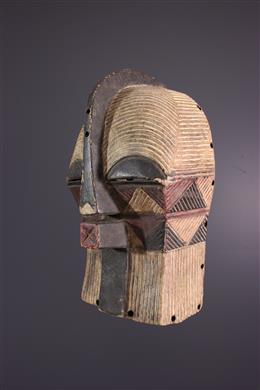 African art - Luba Songye Kifwebe mask