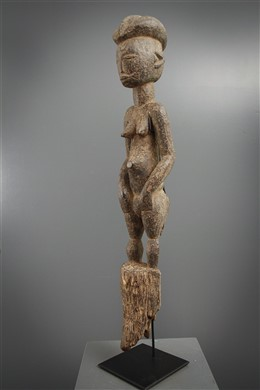 African art - Statue Tiv Ihambe