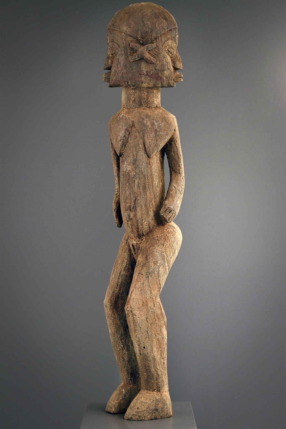 Lobi statue - African art