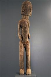 Statues africainesLobi statue