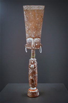 African art - Fanti Doll