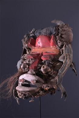 Wobé-Guéré Mask