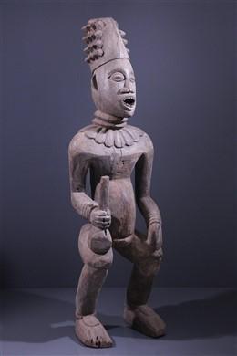 Big Bangwa Lefem Statue