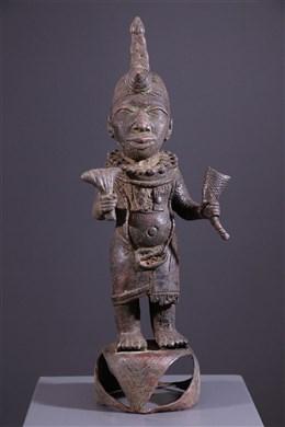 Royal Statue Oni Ife