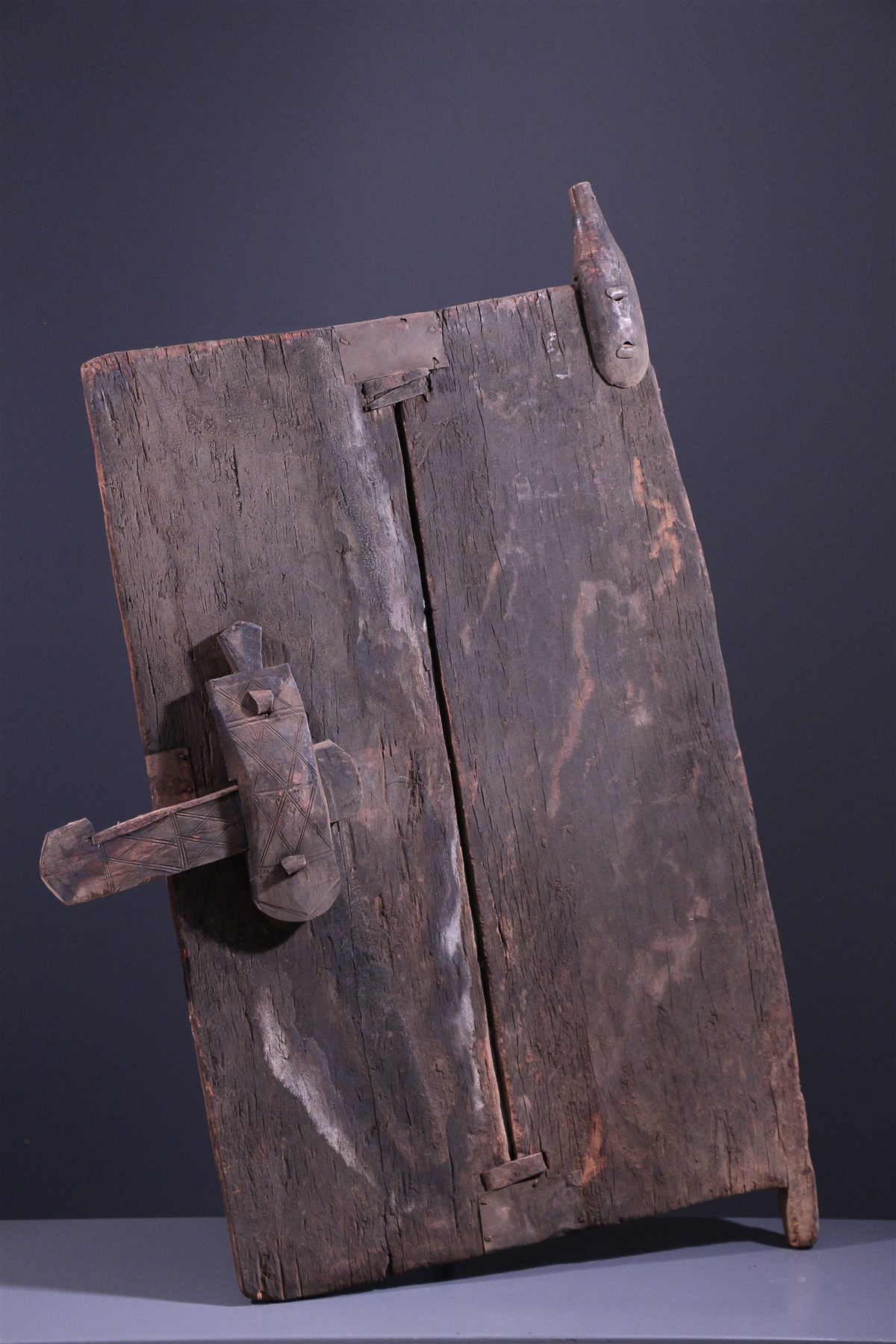 Door of compartment Mossi - African art