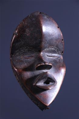 African art - Masque Dan Deangle