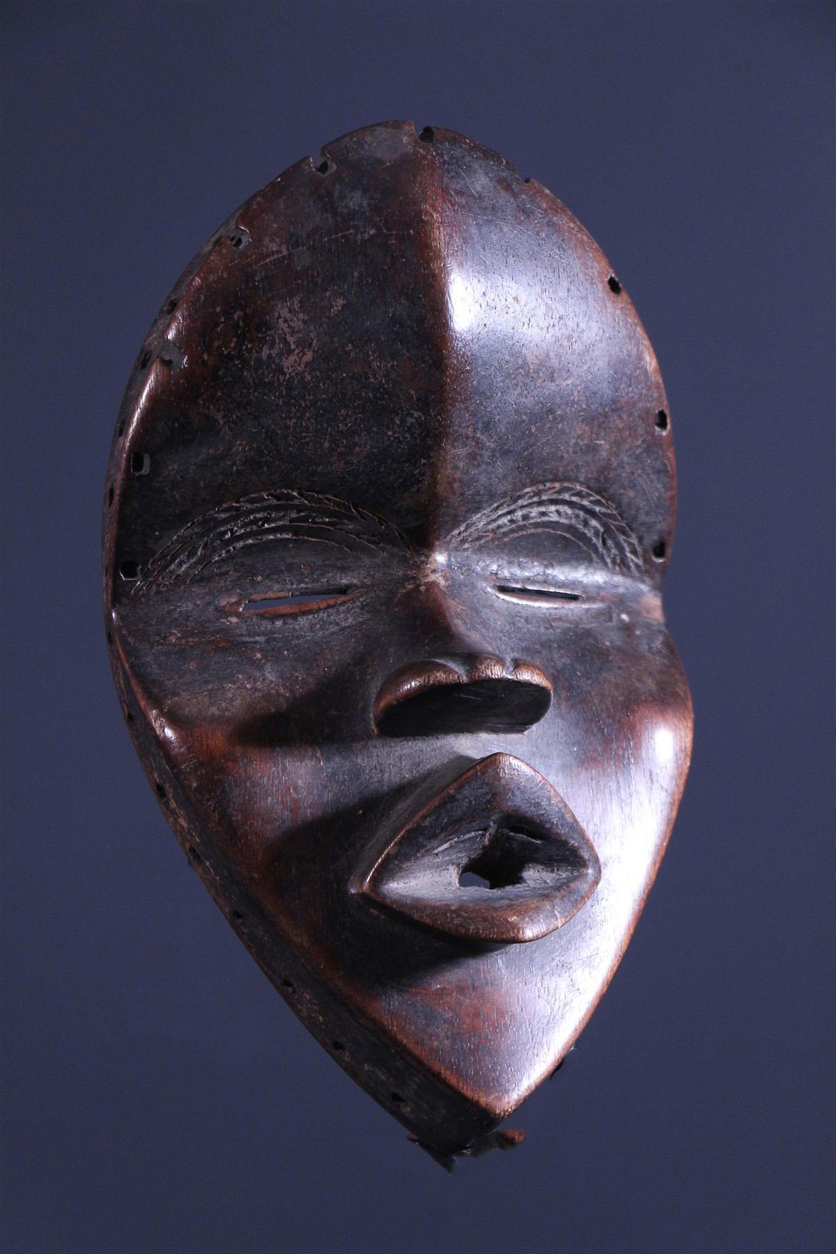 Masque Dan Deangle - African art