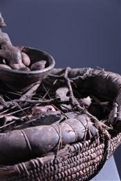 ReliquairesSongye reliquary basket